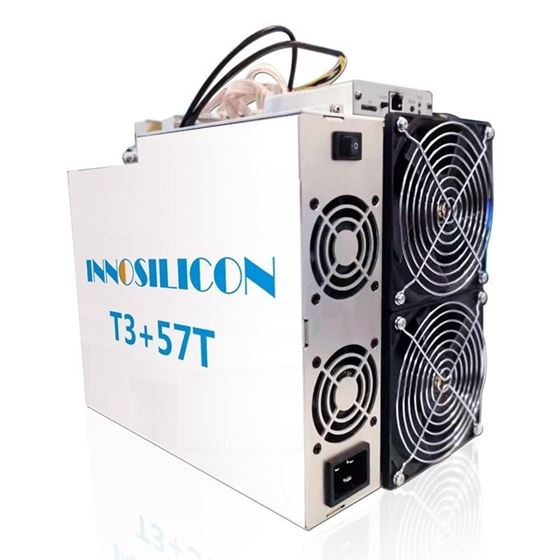 Innosilicon T3+ 2 Hashboards